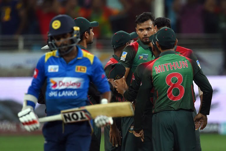 Bangladesh vs Sri Lanka, 1st Match, Group B - Asia Cup 2018