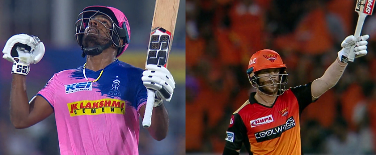 SRH vs RR, 8th match IPL 2019 highlights
